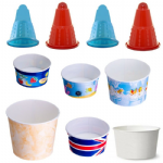 Ice Cream / Party Cups & Dishes